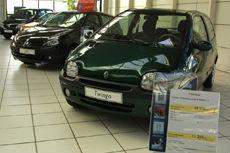Bilsalget i desember 2012