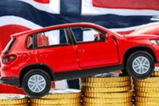 SLIK BØR AVGIFTENE ENDRES – Norske bilavgifter fram mot 2020