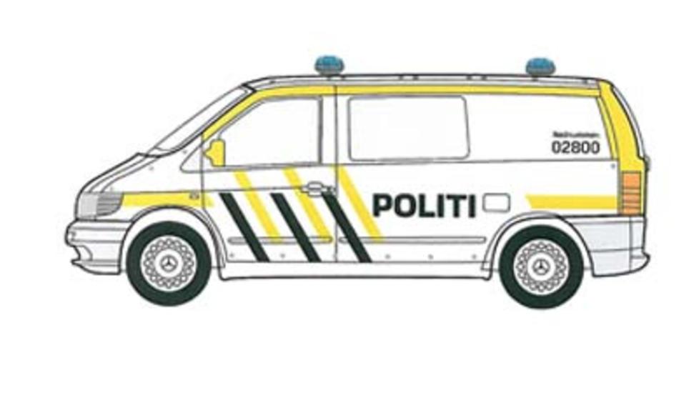 Politiet handler biler for en milliard kroner