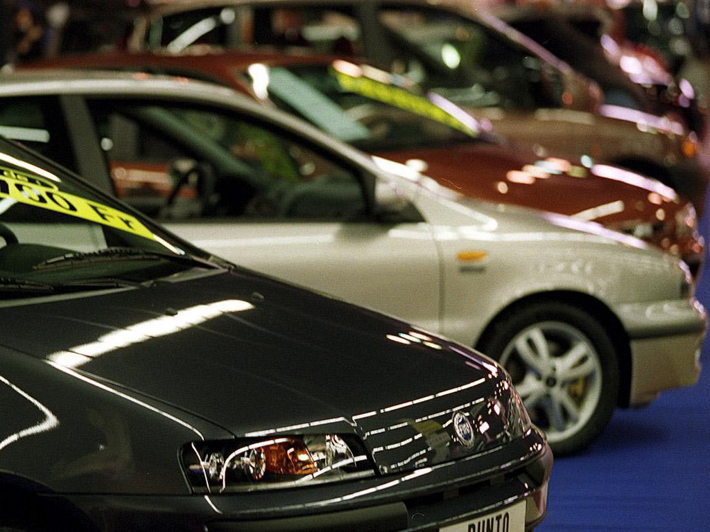 Bilsalget i august 2012