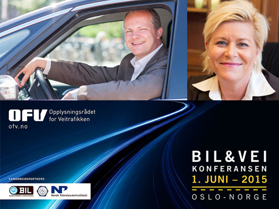 Spennende Bil og veikonferanse!