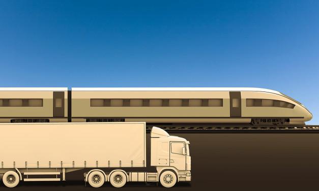 Hvor mye godstransport kan jernbanen faktisk overta?