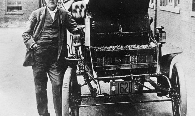 Bilbatteri-historien