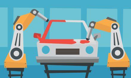 Global bilproduksjon økte med 5,8 prosent i første kvartal
