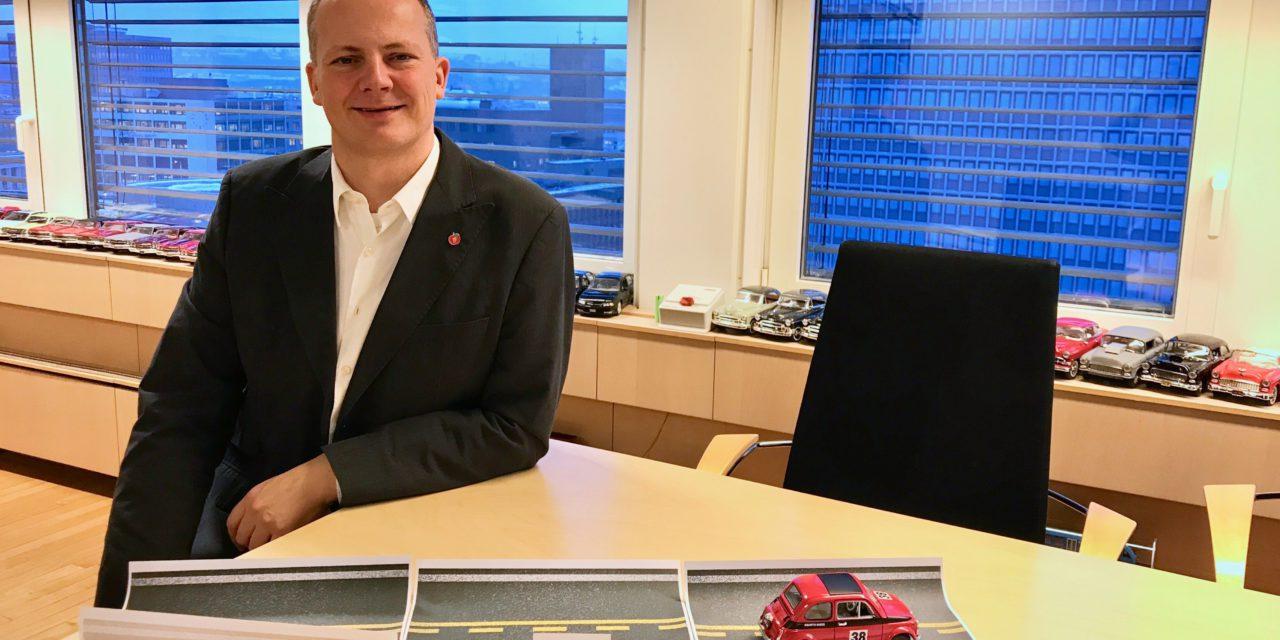 SE VIDEO: – Stort behov for mobilitet i fremtiden