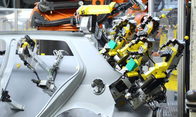 Global kjøretøyproduksjon: +2,9% per Q3