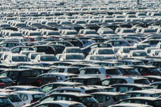 I 2014 ble det produsert nesten 90 millioner motorkjøretøyer!