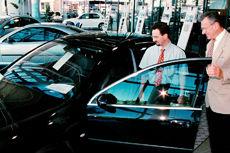 Bilsalget i november 2012