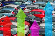 Bilsalget i september 2013