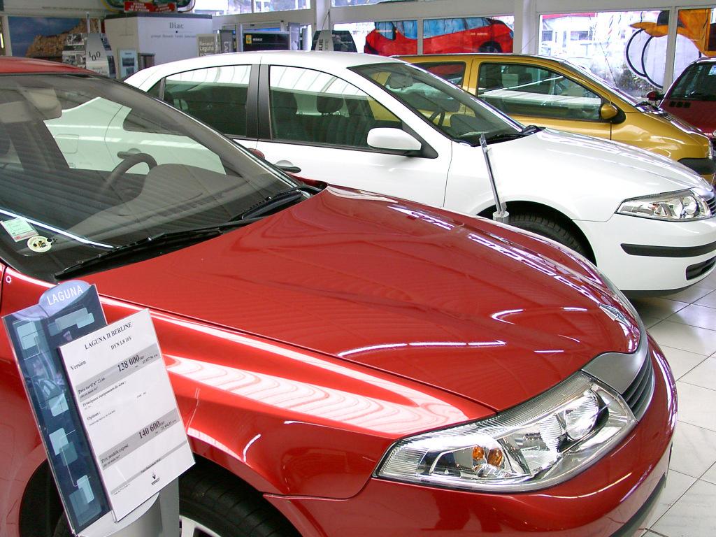 Mai 2012 viser lavere bilsalg