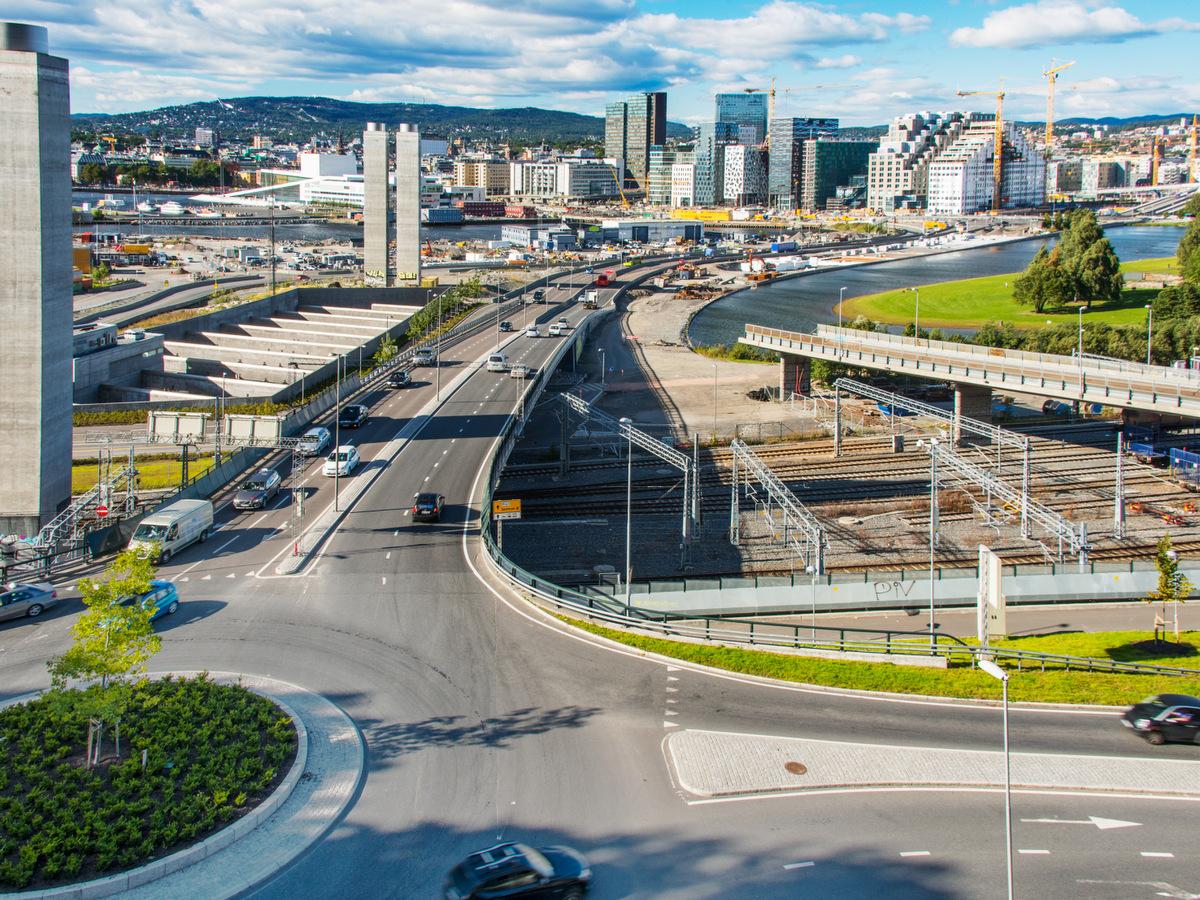 Kjøreforbud for diesel personbiler gir ikke bedre luftkvalitet i Oslo
