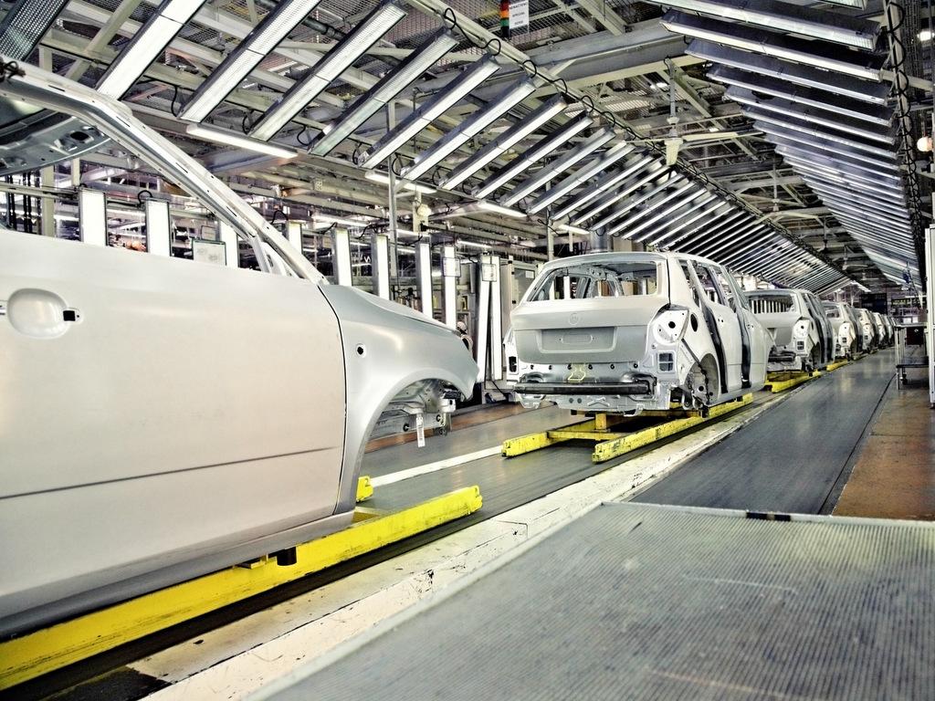 3,5 % vekst i den globale bilproduksjonen i første halvår 2014 sammenliknet med samme periode i fjor