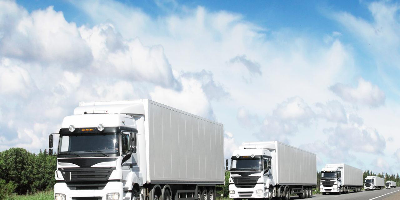 – Snart mulig med delvis autonome lastebilkonvoier
