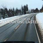 Hvor god er en moderne lastebil?