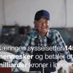 Hvor viktig er bilen og veitransporten i Norge?