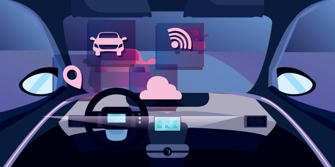 – Her starter veien til selvkjørende biler