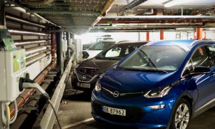 Kraftig vekst i elbilsalget i Europa