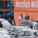Koronakollaps i det europeiske bilmarkedet – ned 52,9 prosent i mars