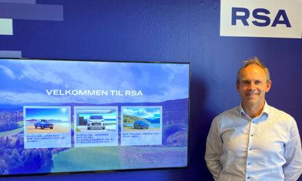 Moderne totalleverandør på bil- RSA