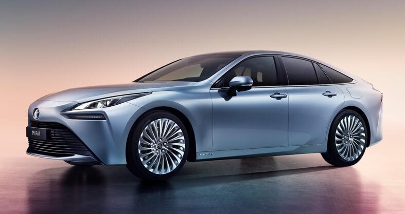 Toyota tror på teknologimangfoldet – TOYOTA