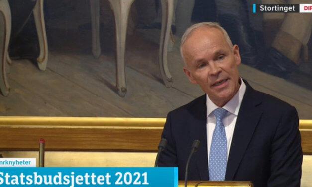Bilimportørenes Landsforening om statsbudsjettet:Et budsjett som forsterker det grønne skiftet