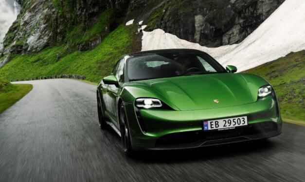 Porsche Norge – AUTOZENTRUM SPORT